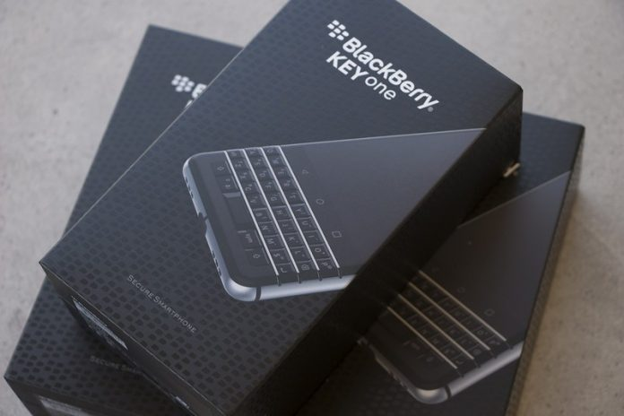 The unlocked 32GB BlackBerry KEYone has dropped to a new low at $340