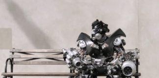 Short film celebrates New Yorker's amazing robot costumes
