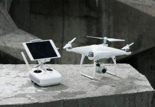The discounted DJI Phantom 4 Advanced Plus drone has a 1080p remote