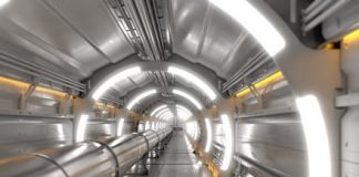 CERN plans to build a massive particle collider that dwarfs the older one