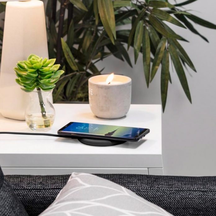 Top up your phone with 23% off Mophie's fast charging Charge Stream Pad+