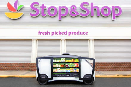 Robomart's self-driving grocery store is like Amazon Go on wheels