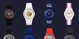 Swatch and Mastercard team up for on-the-wrist, on-the-go mobile payments