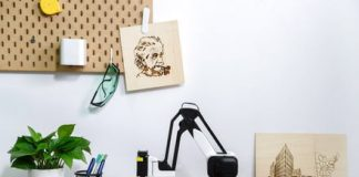 Hexbot is a modular robot arm that does everything from drawing to playing chess