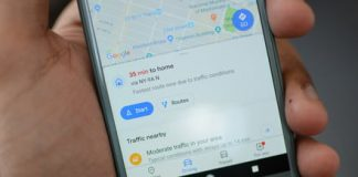 Popular Android navigation apps nothing more than Google Maps with ads