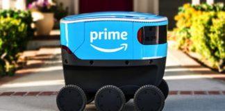 Amazon is building a fleet of autonomous robots to deliver packages to your door
