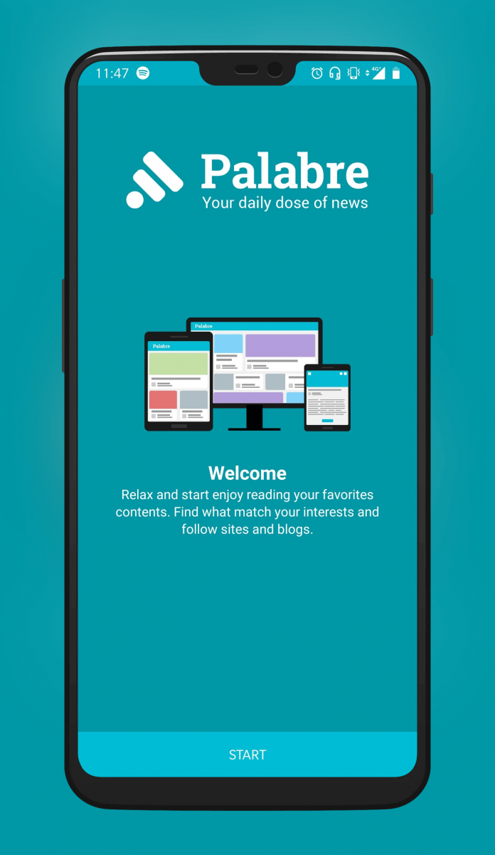Palabre: One of the most customizable and beautiful news readers around (Review)