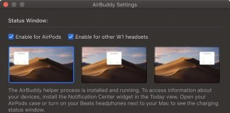 AirBuddy Extends iOS-Like AirPods Integration to Mac