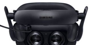 Samsung files a VR patent featuring a curved OLED display