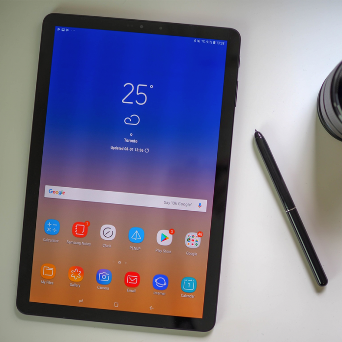Get your hands on the Samsung Galaxy Tab S4 for $150 off today only