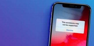 Apple Faces Class Action Lawsuit Over Erroneous 'This Accessory May Not Be Supported' Alerts