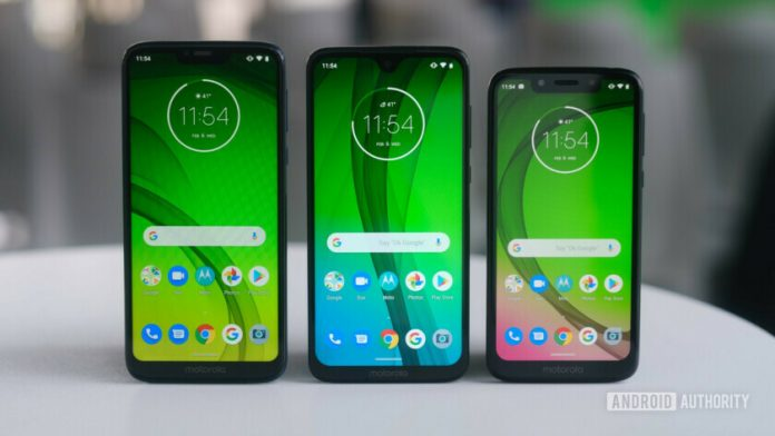 Motorola Moto G7 series hands-on: A fine family