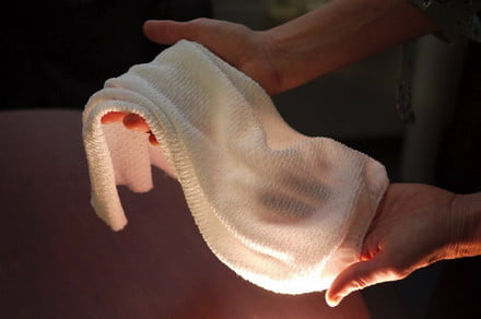 Magical new nanotube-infused fabric cools you in summer, warms you in winter