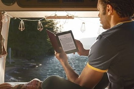 Take $30 off the all-new Kindle Paperwhite on Amazon for Valentine's Day