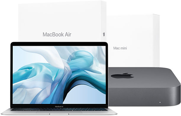 Apple Expands Availability of Refurbished 2018 MacBook Air, Mac Mini to U.S. and Canada