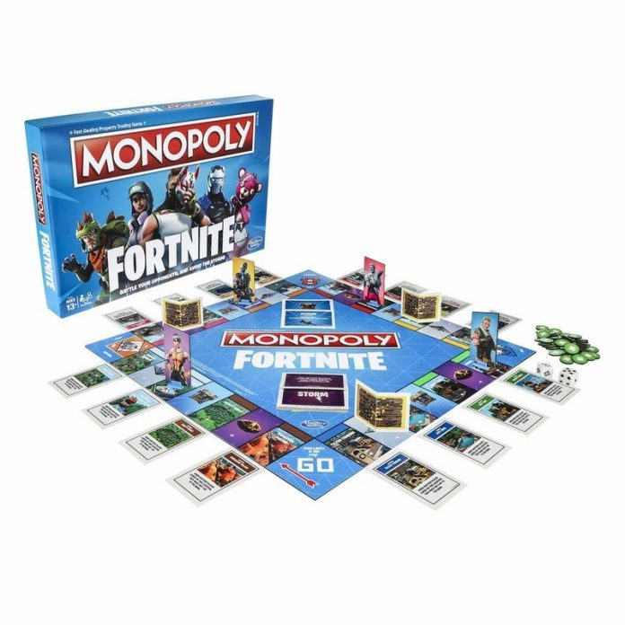 See how long you survive in Monopoly: Fortnite Edition for its lowest price