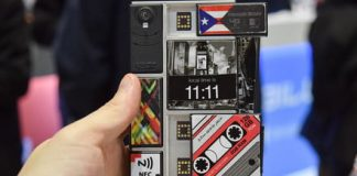 Google still thinks people are interested in modular smartphones