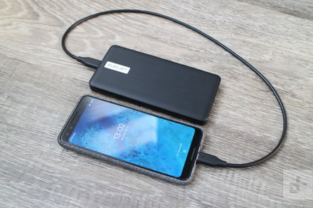 The Apollo Traveller is the fastest recharging power bank we've ever used