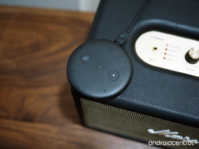 The Amazon Echo Input is the logical successor to the Chromecast Audio