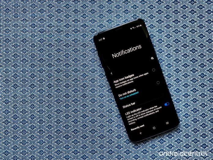 Get your notifications in order on your Samsung Galaxy phone in One UI