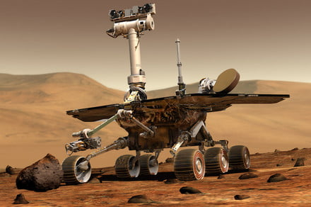 NASA declares Mars rover Opportunity's record-setting mission over after 15 years