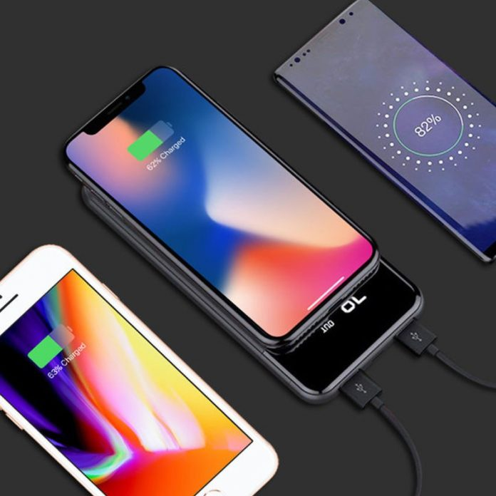 Keep your phone topped up with $18 off Jarv's wireless charging power bank