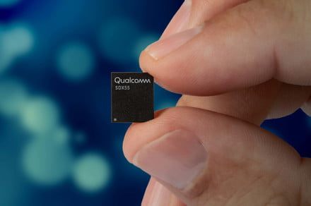 Qualcomm's Snapdragon X55 could bring blazing-fast 5G to laptops