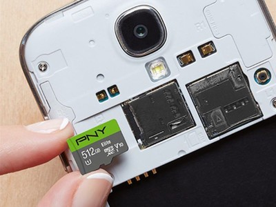 Pick up PNY's 512GB Elite microSD card on sale for $150 today only