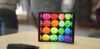 Wrap it or bend it. TCL's foldable concept phones can put a screen in any format