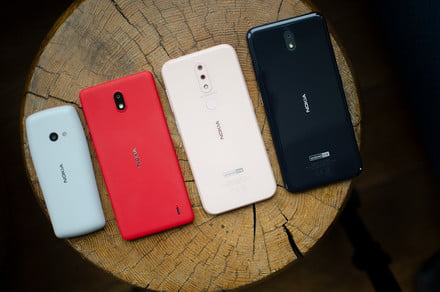 Nokia 4.2, Nokia 3.2, Nokia 1 Plus, Nokia 210 hands-on review
