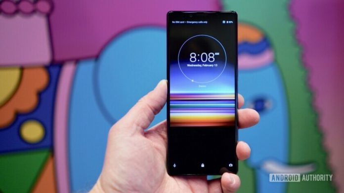 Sony Xperia 1, 10, and 10 Plus hands-on: embracing the super tall display