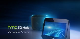The HTC 5G Hub is a portable 5G router with Android Pie and voice controls