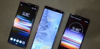 Sony Xperia 1 vs. Xperia 10 Plus vs. Xperia 10: Battle of the ultrawide phones