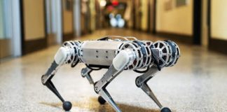 MIT has a robotic mini-cheetah that can do backflips. Humanity is doomed