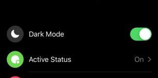Facebook Messenger Adds Hidden 'Dark Mode' Ahead of iOS 13