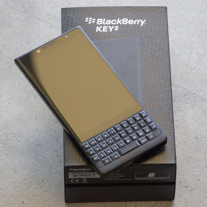 Treat your thumbs to a BlackBerry KEY2 or KEY2 LE from just $330 today only
