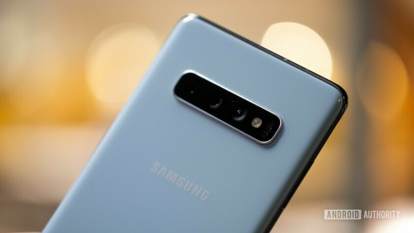 Samsung Galaxy S10 Plus Cameras (1 of 13)