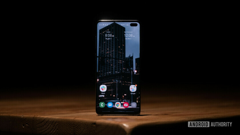 Samsung Galaxy S10 Plus Screen (1 of 9)