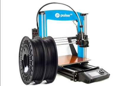 MatterHackers Pulse XE review