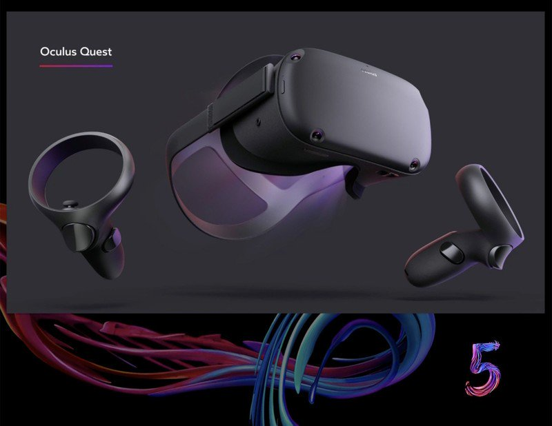 Get acquainted with the upcoming Quest headset from Oculus - AIVAnet