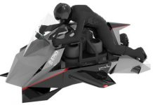 JPA now accepting pre-orders for its jet-powered flying motorcycle