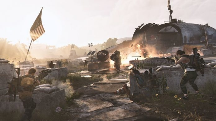 The Division 2's install size on PlayStation 4 is around a whopping 90GB