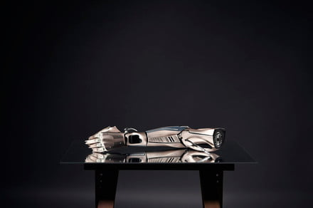 10 prosthetic limbs so cool they're better than the real thing