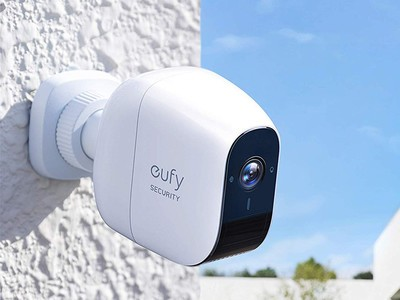 Secure your home with Eufy's new 2-camera 1080p kit on sale today