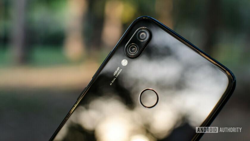 Redmi Note 7 Pro 48MP camera