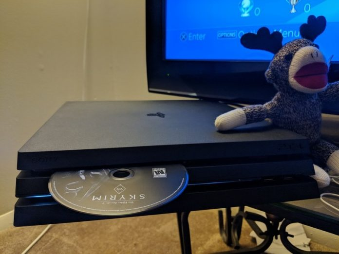 How to eject a disc from your PlayStation 4