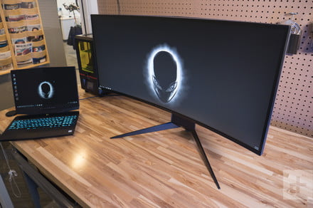 Dell drops deals on Alienware gaming laptops and monitors, today only