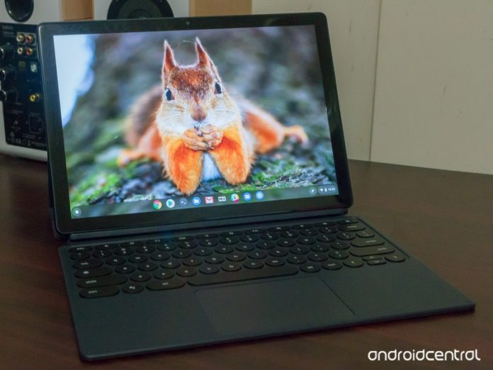 Google reportedly canceled future tablet and laptop projects