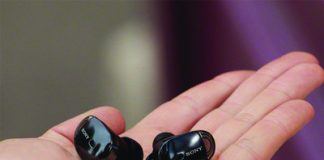Save over $100 on a pair of Sony true wireless noise-canceling earphones