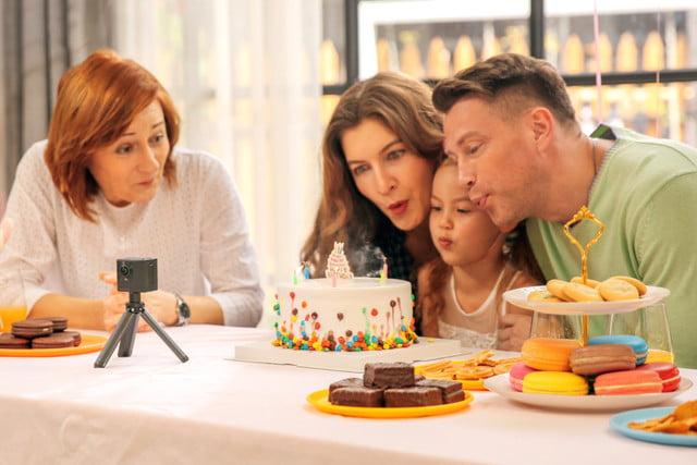 insta360 evo holoframe announced birthdayinsta360evo